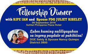 filipiniana dessert table