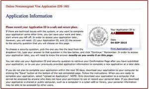 Multiple-entry Tourist Visa to US (2017) | Naomi Quimpo